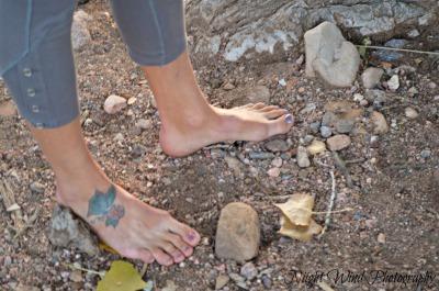 nicole feet