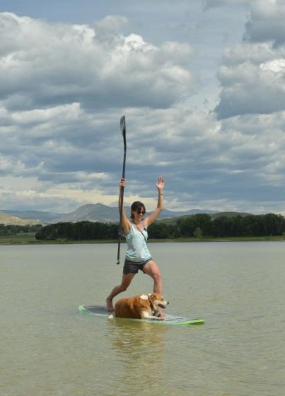 paddle crescent